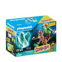 Playmobil Scooby-Doo  Scooby & Shaggy met geest 70287