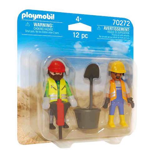Playmobil Duo Pack Bouwvakkers 70272