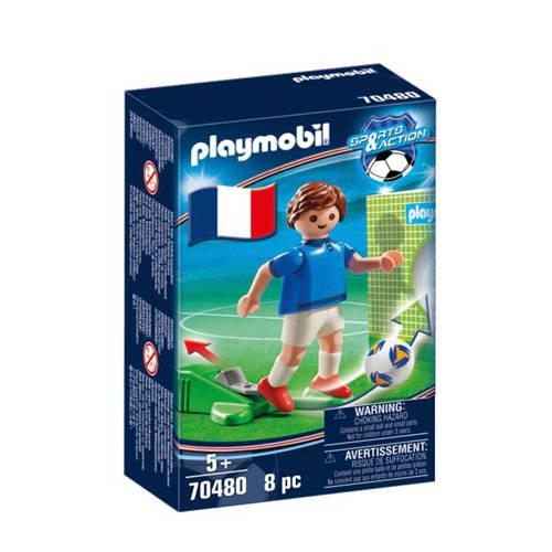 Playmobil Sports & Action Nationale voetbalspeler Frankrijk 70480
