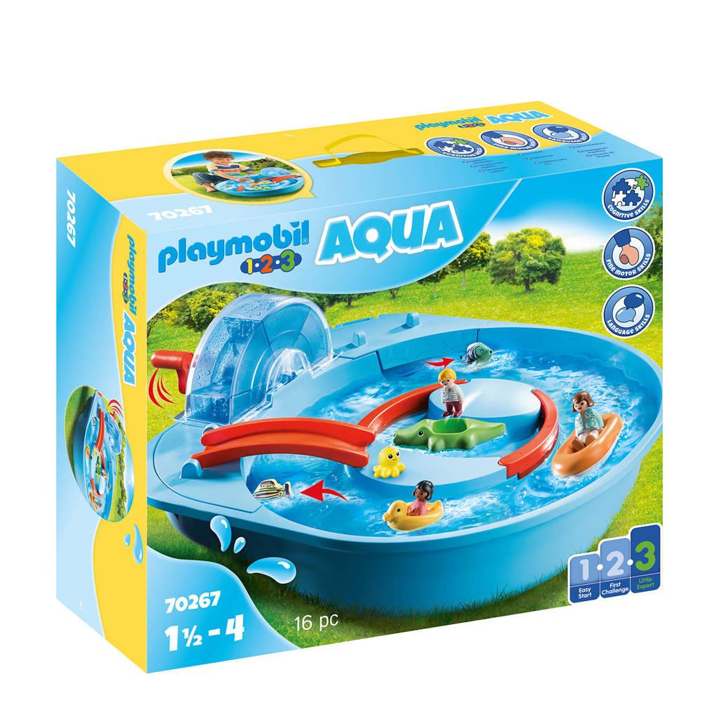 Playmobil Aqua Vrolijke waterbaan 70267