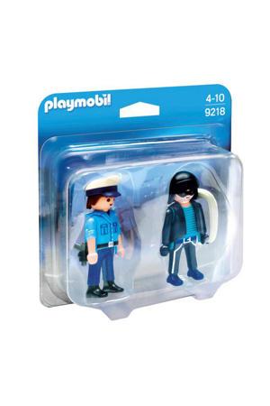 DuoPack Politieagent en dief  9218