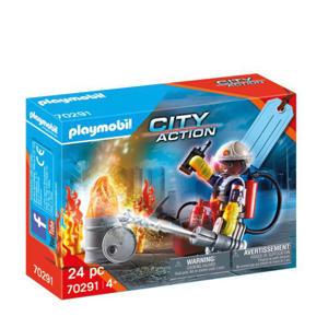 Playmobil City Actio Cadeauset Brandweer 70291