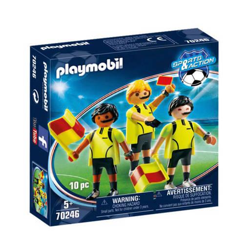 Playmobil Sports & Action Scheidrechtersteam 70246