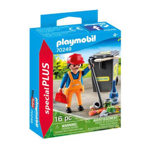 Playmobil Special Plus Straatveger 70249