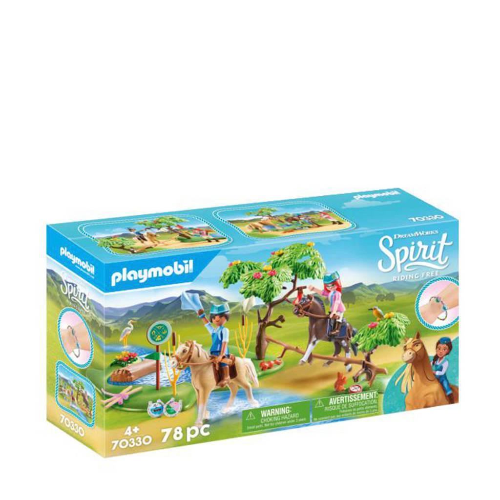 Playmobil Spirit Rivierentocht 70330