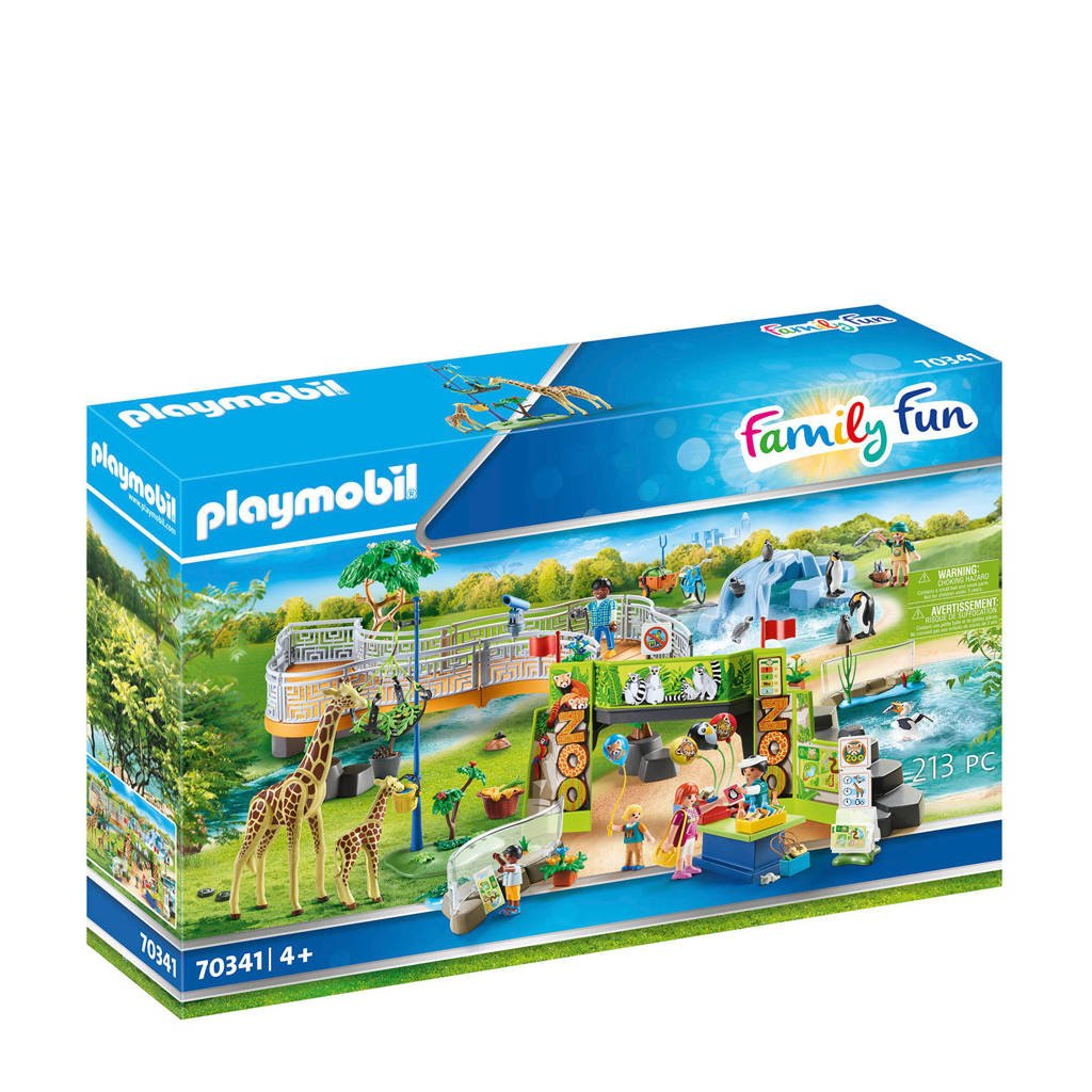 Playmobil City Life Dierenpark 70341