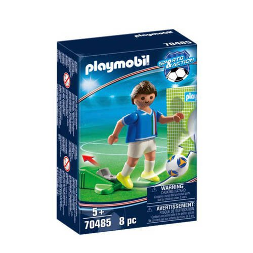 Playmobil Sports & Action Nationale voetbalspeler Italië 70485