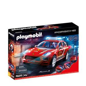 Playmobil Porsche Macan S Brandweer 70277