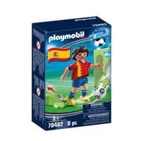 Playmobil Sports & Action Nationale voetbalspeler Spanje 70482