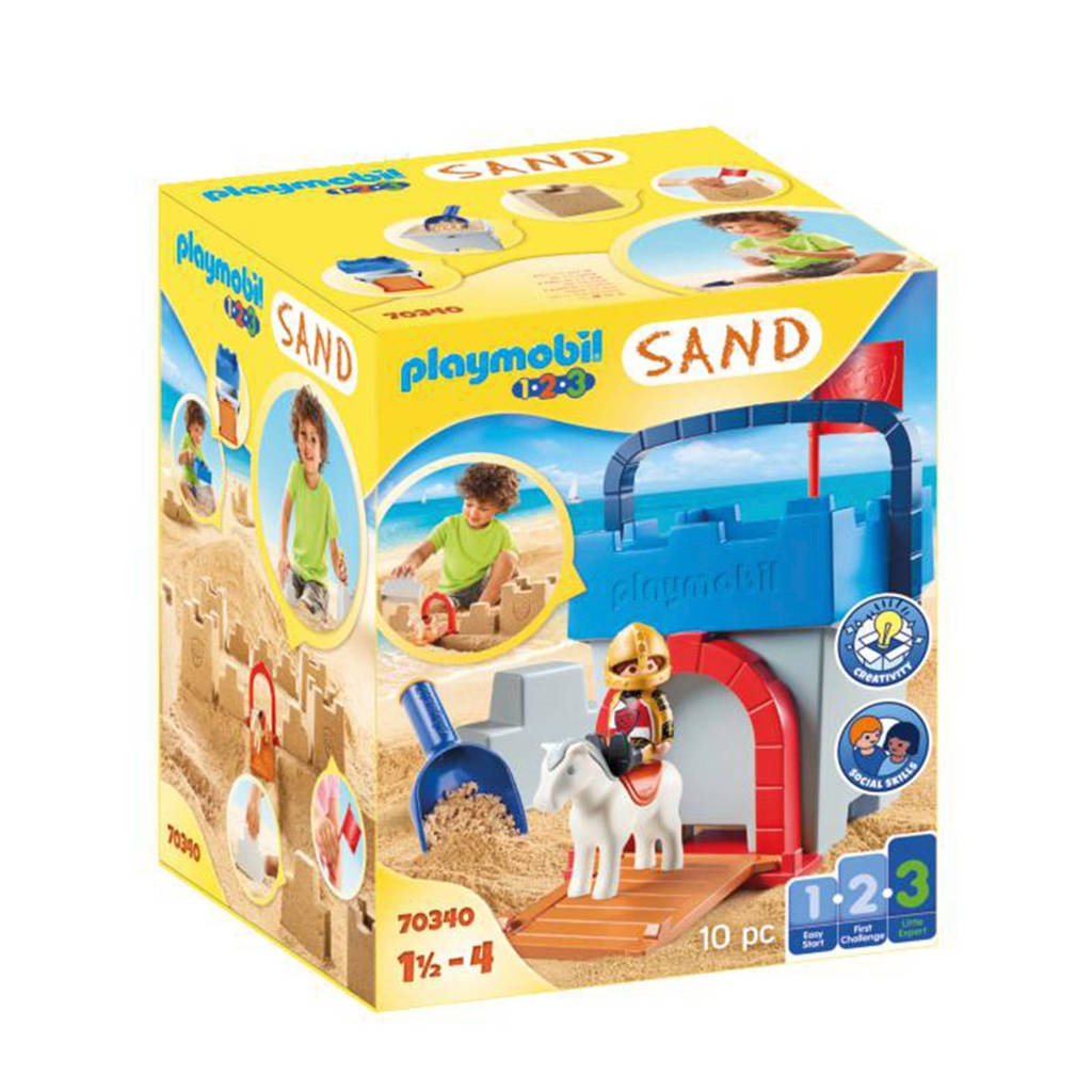 Playmobil Sand Zandkasteel 70340