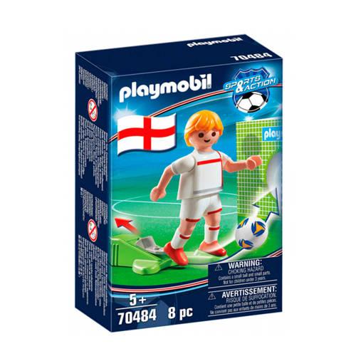 Playmobil Sports & Action Nationale voetbalspeler Engeland 70484