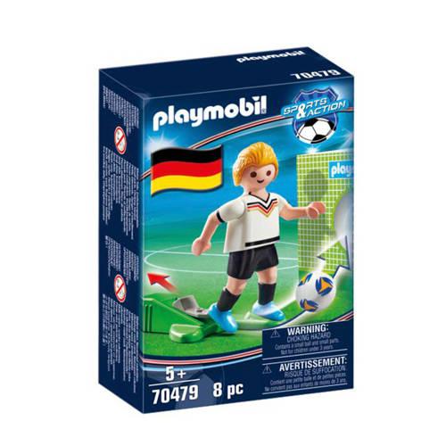 Playmobil Sports & Action Nationale voetbalspeler Duitsland 70479