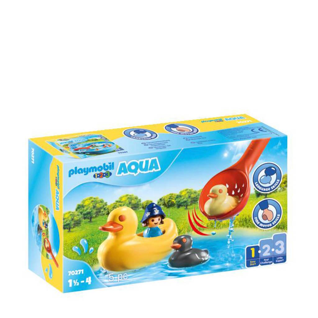 Playmobil Aqua Eendenfamilie 70271