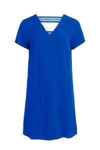 VILA jurk blauw, Blauw