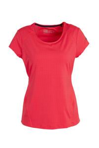 Sjeng Sports T-shirt Bizzy roze, Roze