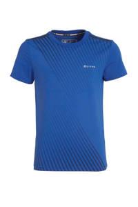 Sjeng Sports   T-shirt Thomas Jr. blauw, Blauw