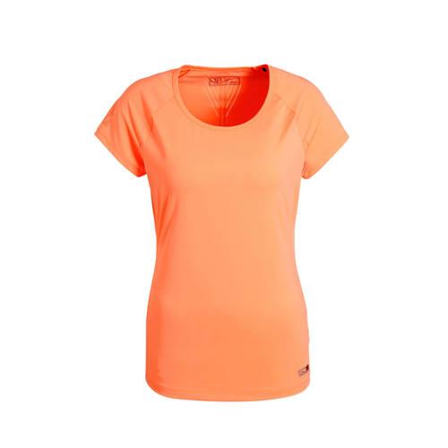 Sjeng Sports T-shirt Madalyne oranje