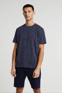 Scotch & Soda T-shirt donkerblauw, Donkerblauw