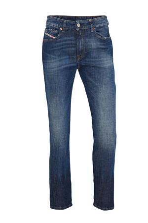 high waist boyfriend jeans D-Joy mid blue
