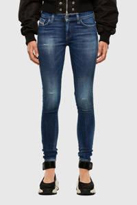 Diesel skinny jeans Slandy mid blue, Mid blue