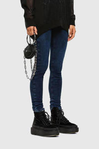 Diesel skinny jeans D-Roisin mid blue, Mid blue
