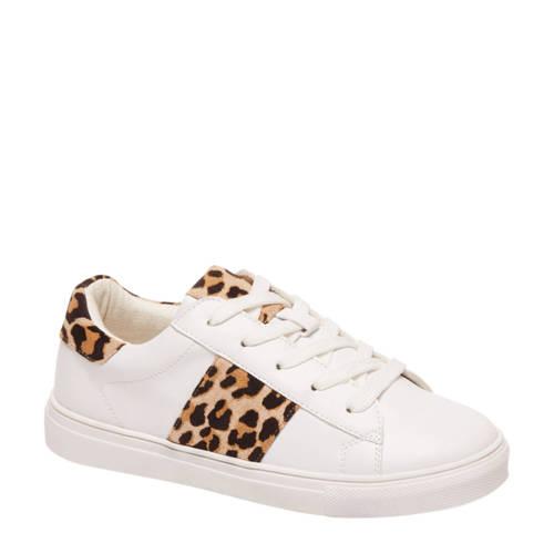 Graceland sneakers wit/panterprint