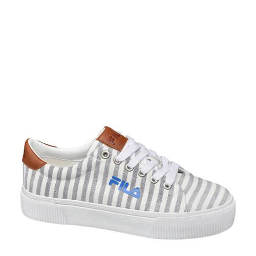 Fila sneakers wit/blauw