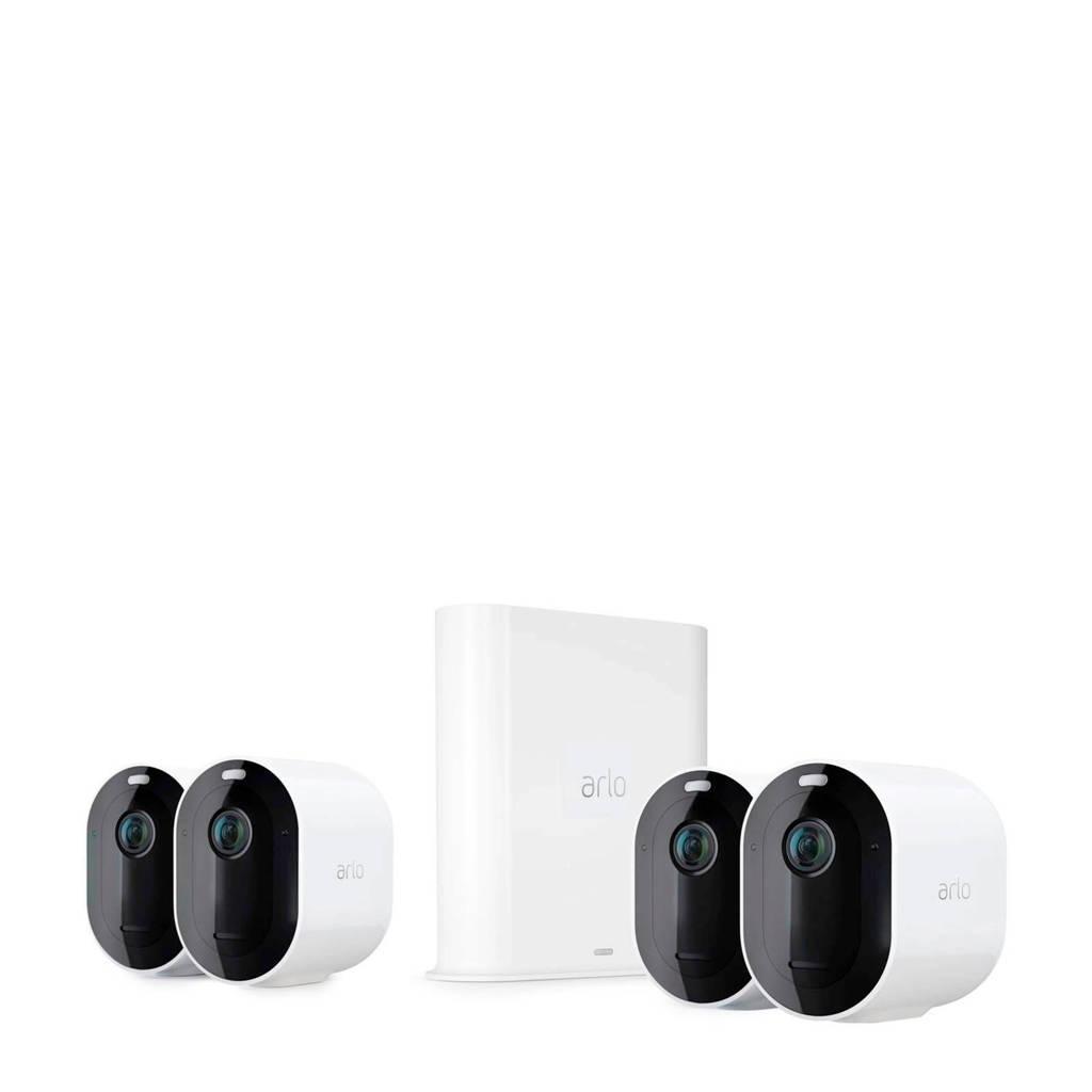 Arlo Pro 3 Pro 3 beveiligingscamera, Zwart, wit