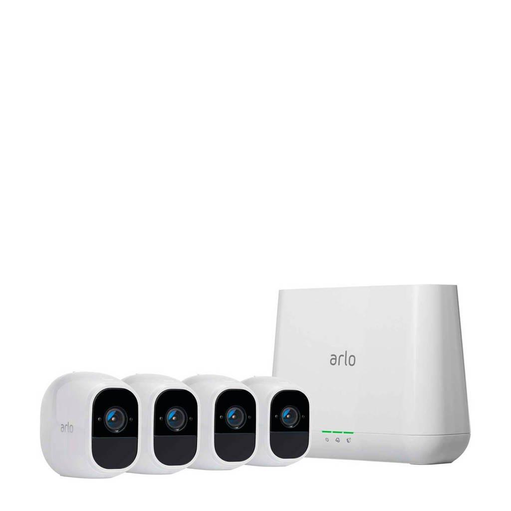 Arlo Pro 2 (4 pack) beveilingscamera, Wit