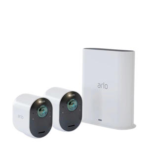 Ultra 4K Duo pack Ultra 4K beveiligingscamera (set van 2)