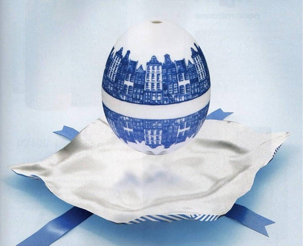 Delfts Blauwe Zitzak.Brutus Kookt Piepei Delfts Blauw Wehkamp