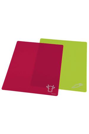 flexibele snijplank (2 stuks)