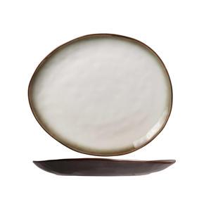dinerbord Plato (27x23 cm)