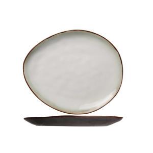 ontbijtbord Plato (19.5x16 cm)