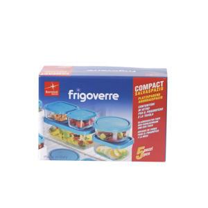 Frigoverre vershoudbakjes Frigoverre (5-delig)
