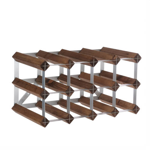 Traditional Wine Rack Co. Wijnrek 12 flessen