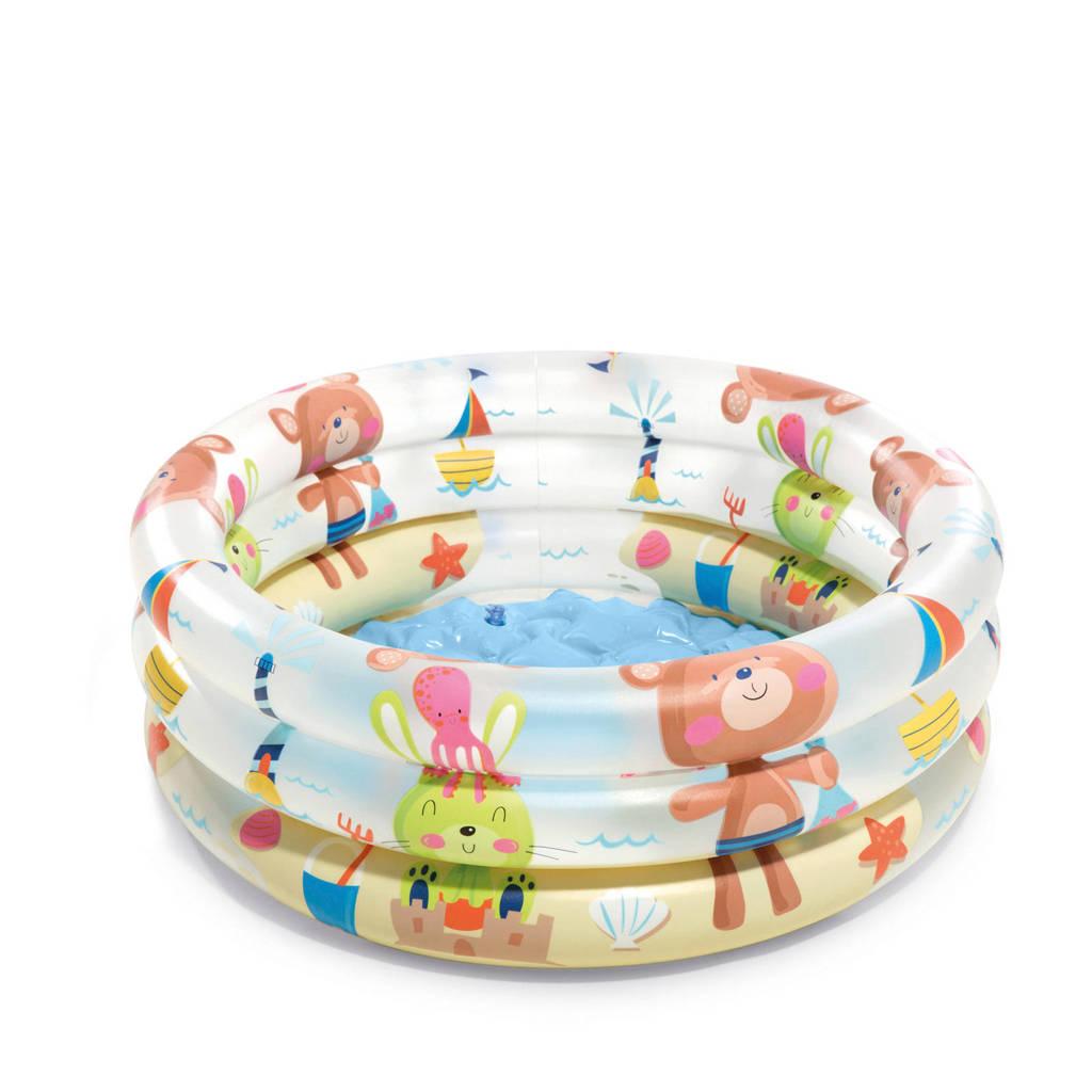 Intex Beach Buddies 3-rings baby zwembad
