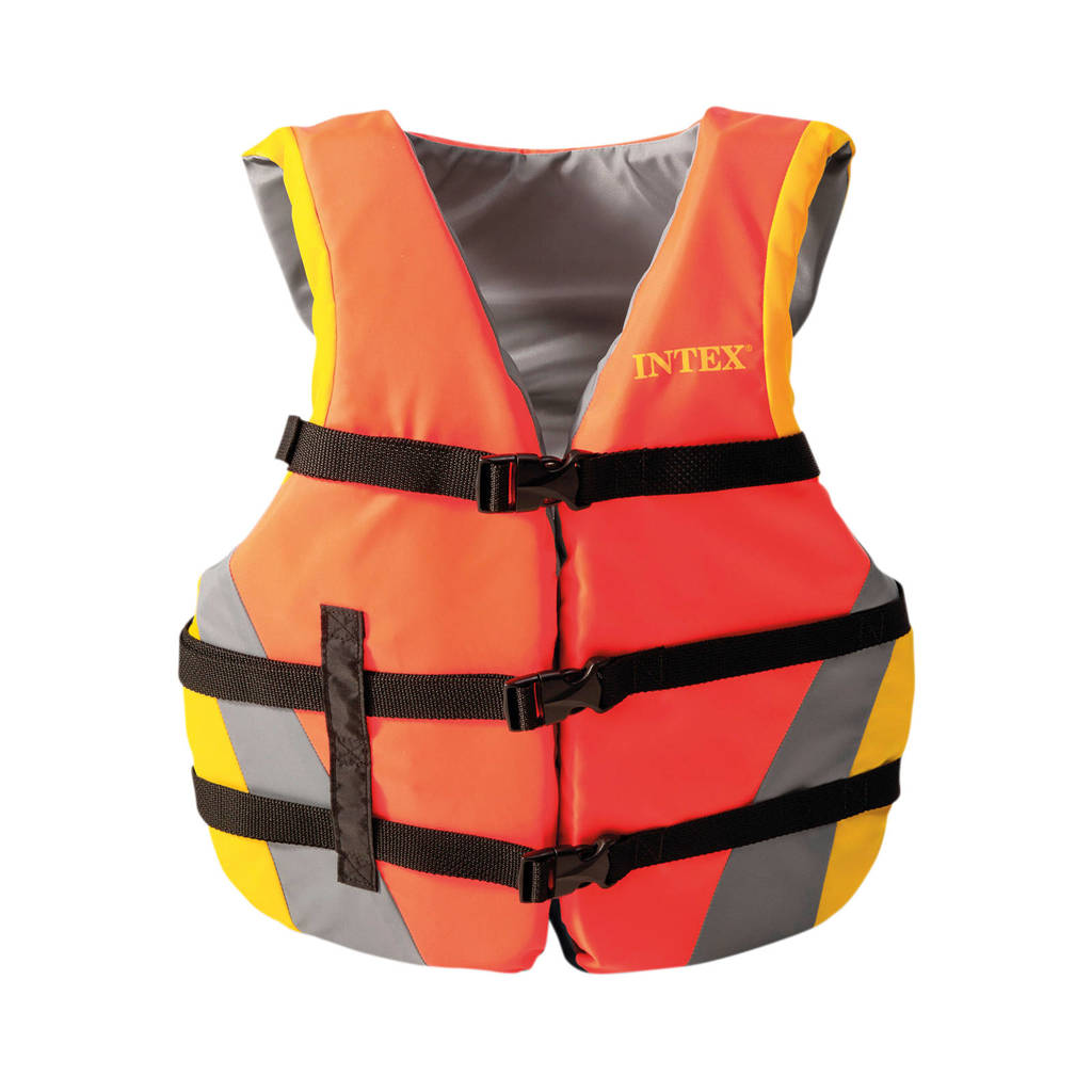 Intex Adult Life Vest, Oranje