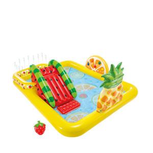Fun'N Fruity zwembad speelcenter 244x191x91cm