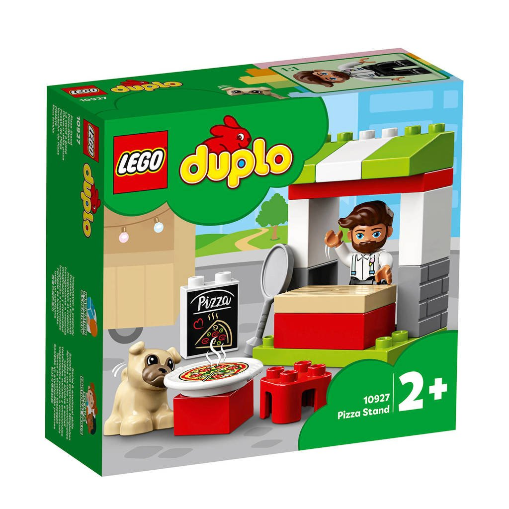 LEGO Duplo Pizza kraam 10927