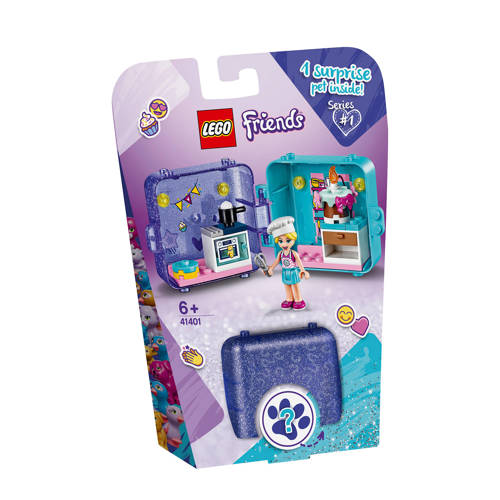LEGO Friends Stephanie's speelkubus 41401 kopen