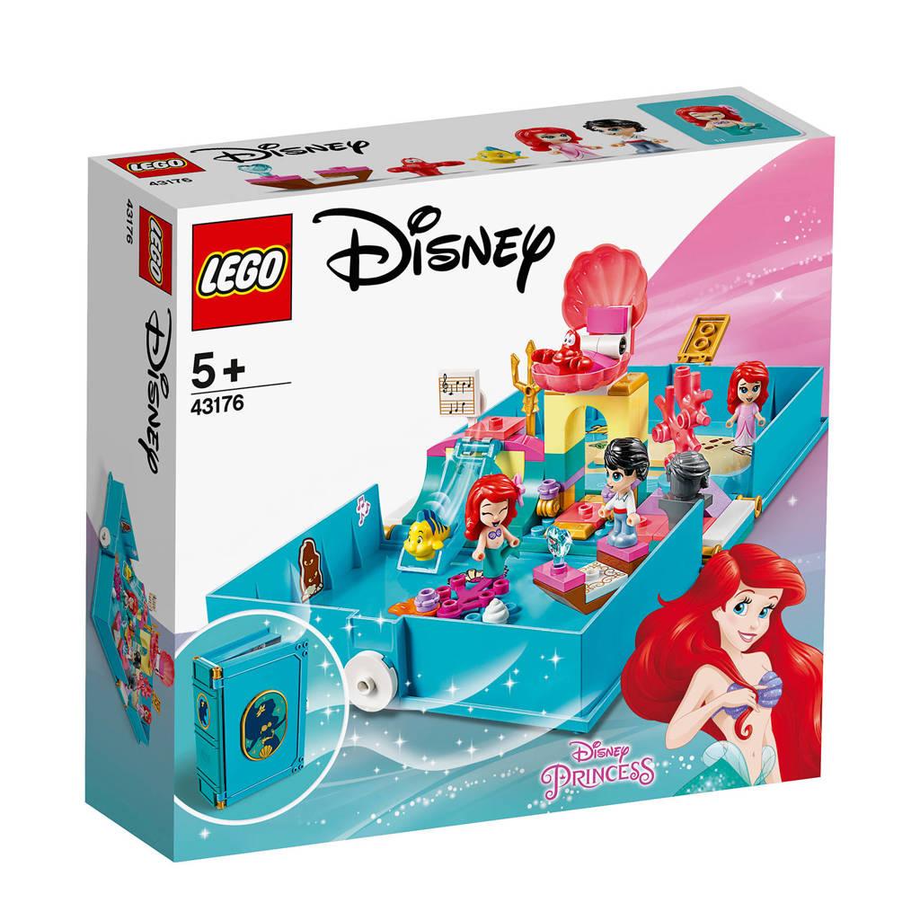 LEGO Disney Princess Ariëls Verhalenboekavonturen 43176