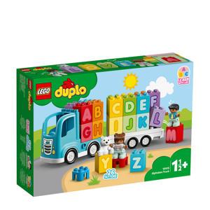 Alfabet vrachtwagen 10915