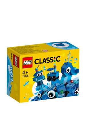 Creatieve blauwe stenen 11006