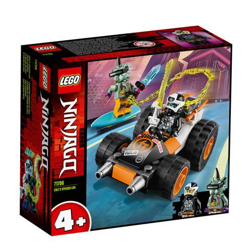 LEGO Ninjago Cole's Speederwagen 71706 kopen