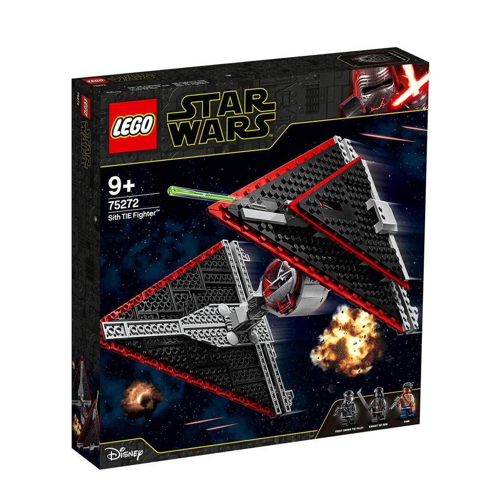 LEGO Star Wars Sith TIE Fighter 75272