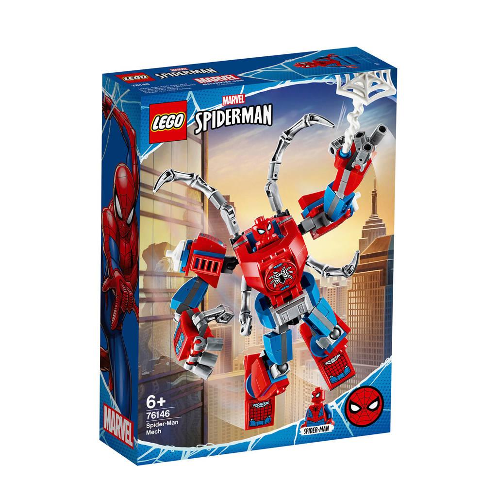 LEGO Super Heroes Marvel Spider Mech 76146