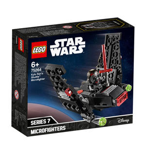 Kylo Rens Shuttle Microfighter 75264