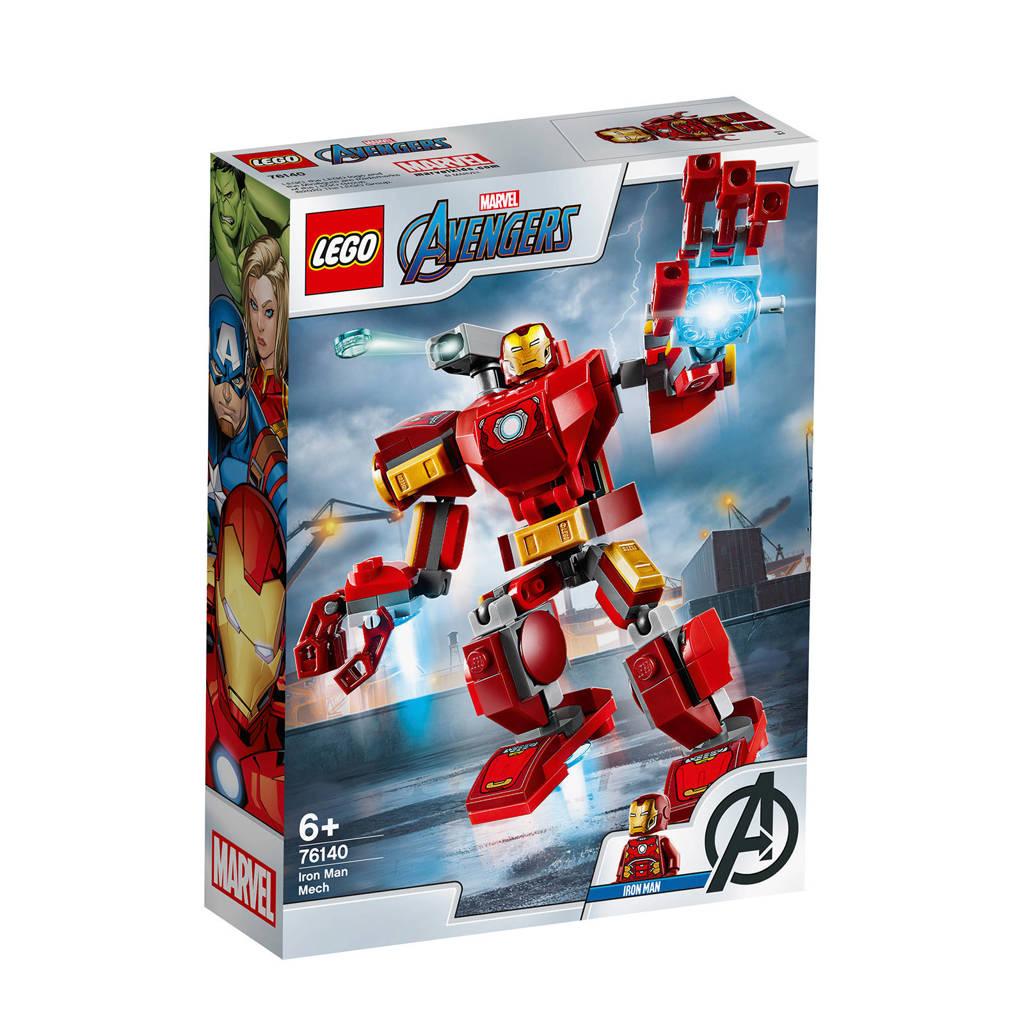 LEGO Super Heroes Avengers Iron Man Mech 76140