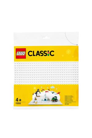 witte bouwplaat 11010